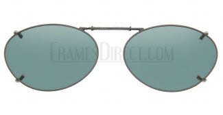 Cocoons Sunglasses - Cocoons Clip On Clip-Ons Oval 3 Clip-Ons