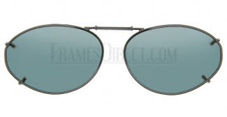 Cocoon Sunglasses Oval 6 Clip-On