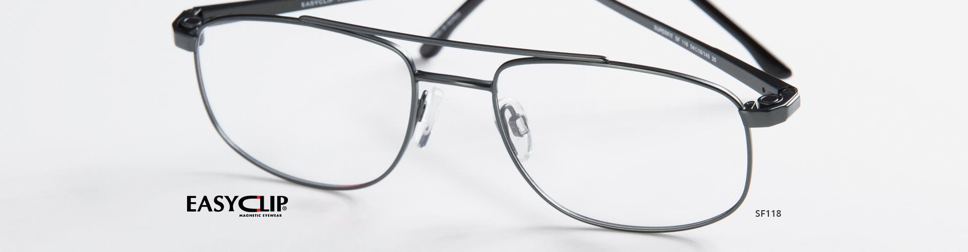 Shop Easy Clip Eyeglasses - model SF 118 featured