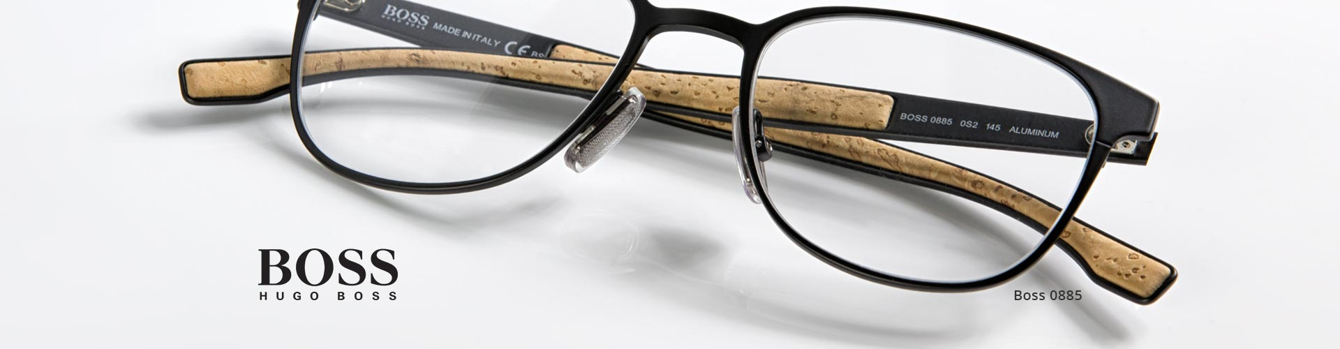 Hugo Boss Black Eyeglasses
