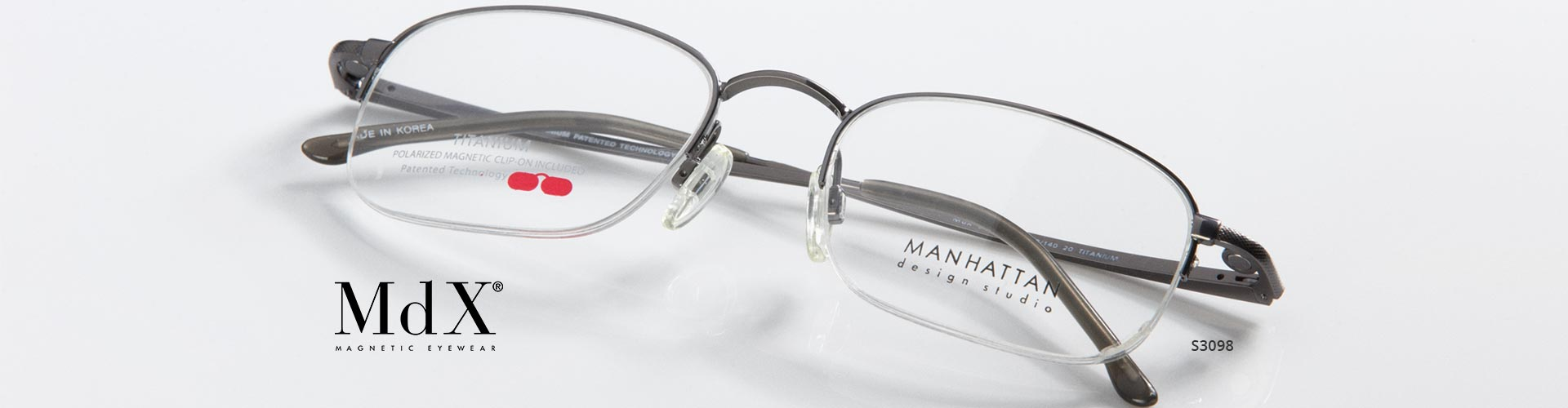 MDX Manhatten Eyeglasses