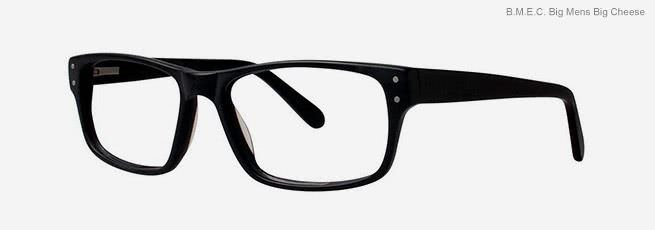 B.M.E.C. Big Mens Eyeglasses