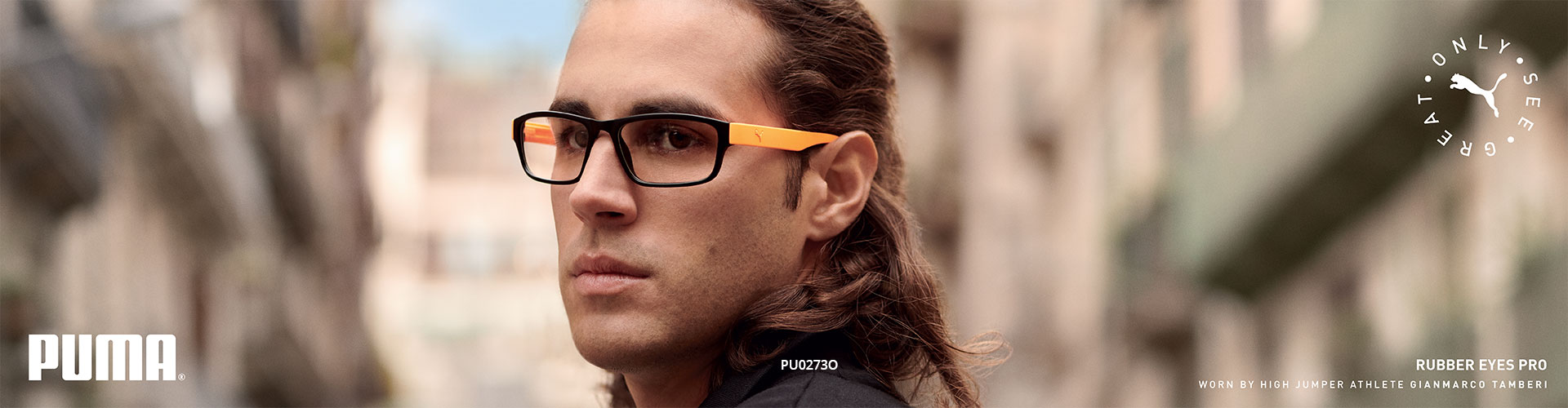 Shop Puma Eyeglasses - featuring PU0273O