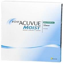 Acuvue 1 Day Moist Multi-Focal - 90 Pack Contact Lenses