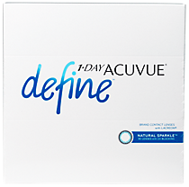 1-Day Acuvue Define in Natural Sparkle - 90 pack Contact Lenses