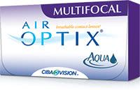 Air Optix Aqua Multi-Focal Contact Lenses