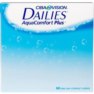 Dailies AquaComfort Plus 90 Pk Contact Lenses