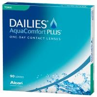 Dailies AquaComfort Plus Toric - 90 Pack Contact Lenses