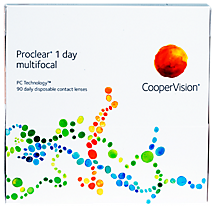 Proclear 1 Day Multifocal - 90 Pack Contact Lenses