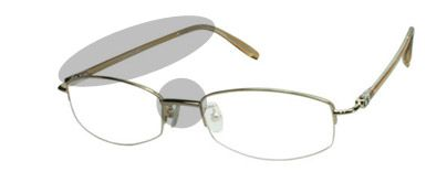 Where to find the frame size for your prescription eyewear frames