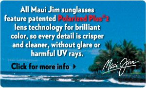 Maui Jim Readers Sunglasses