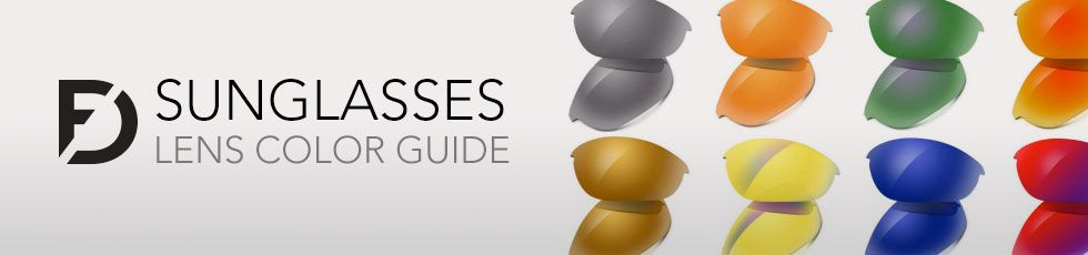 Sunglass Lens Color Guide Framesdirect