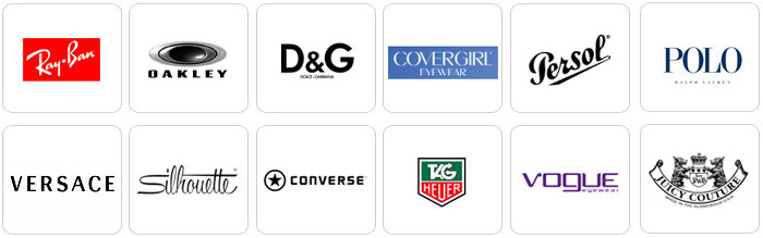 featured brands used in tryon
