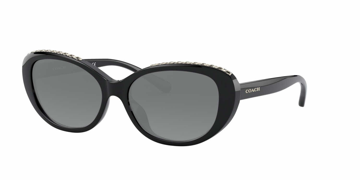 Coach HC8296U Prescription Sunglasses