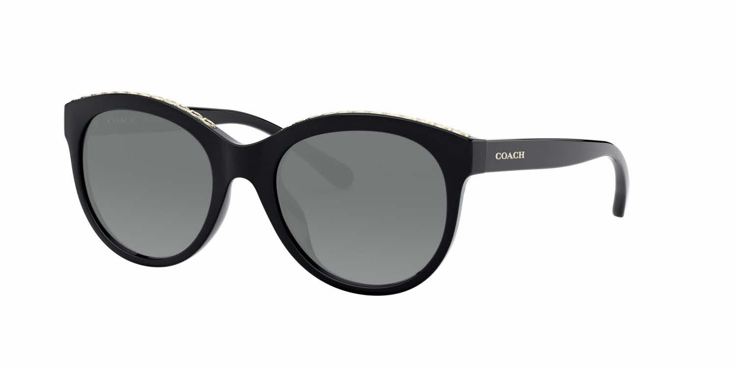 Coach HC8297U Prescription Sunglasses
