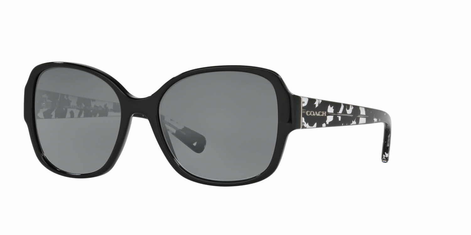 Coach HC8166F Prescription Sunglasses