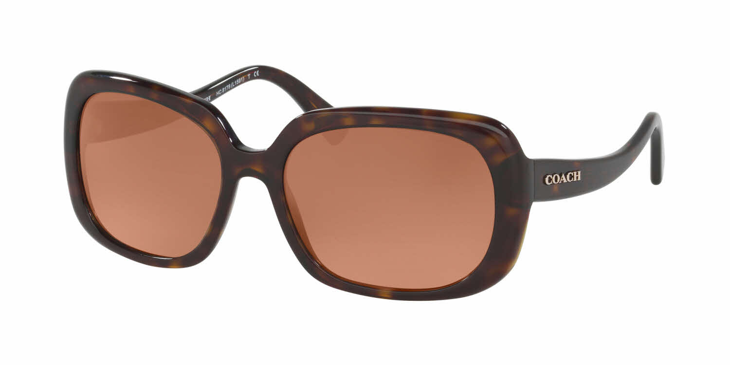 Coach HC8178F Prescription Sunglasses