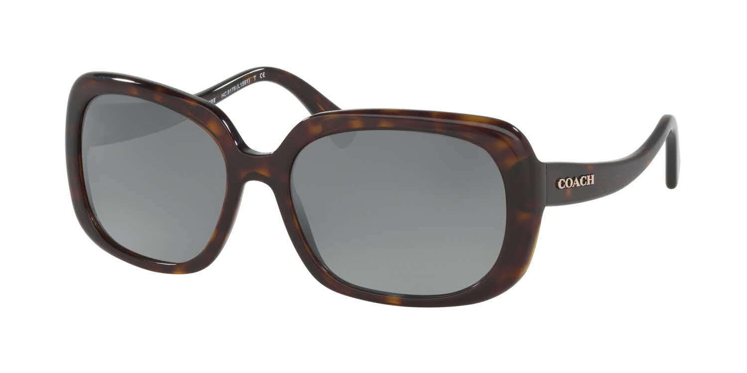 Coach HC8178 Prescription Sunglasses