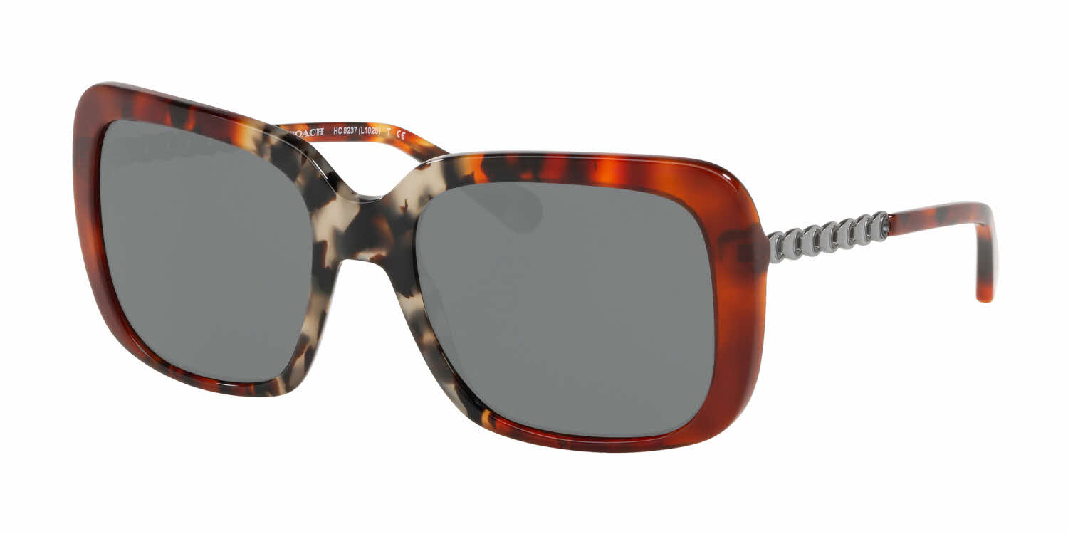 Coach HC8237 Prescription Sunglasses