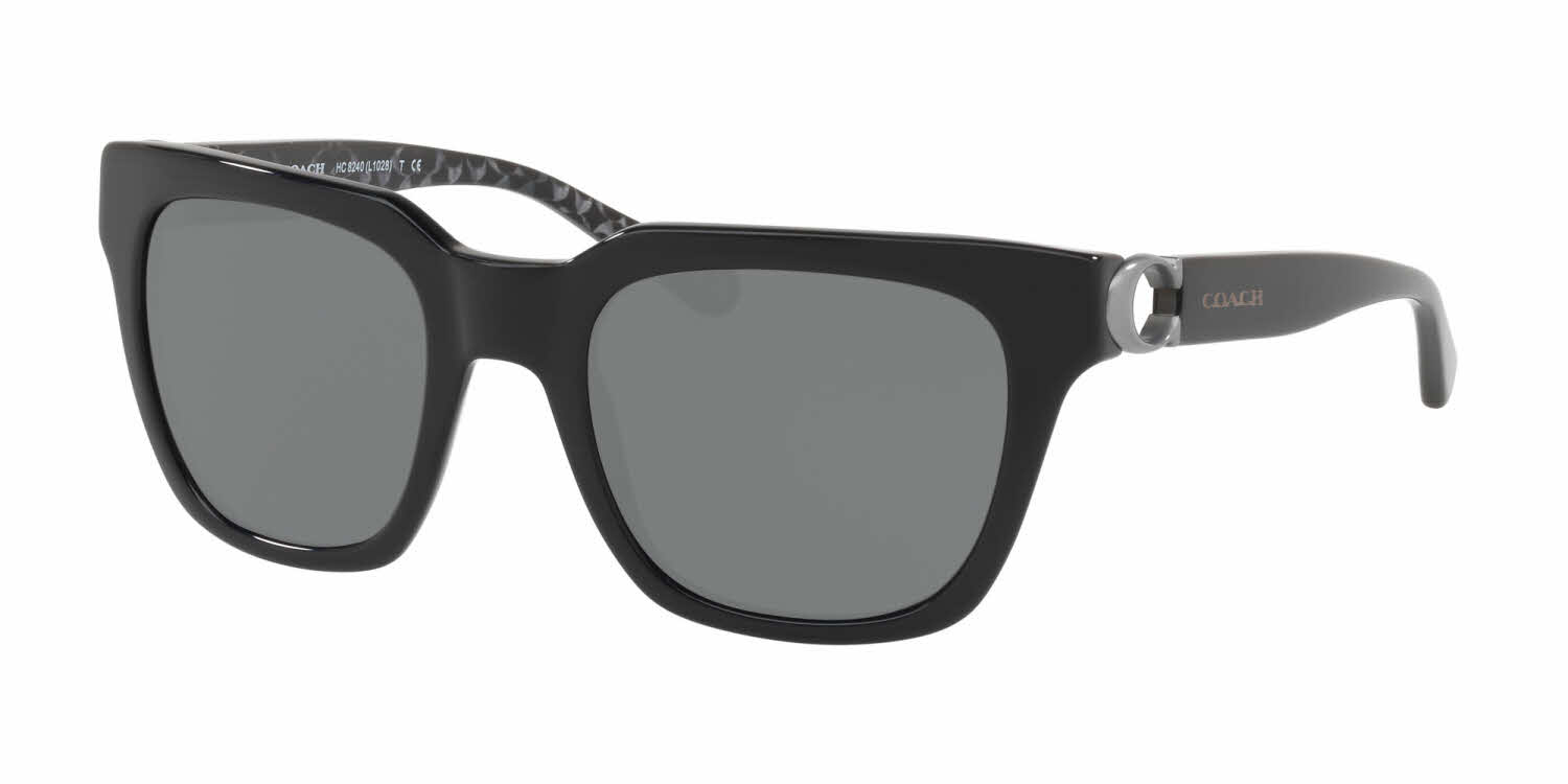 Coach HC8240 Prescription Sunglasses