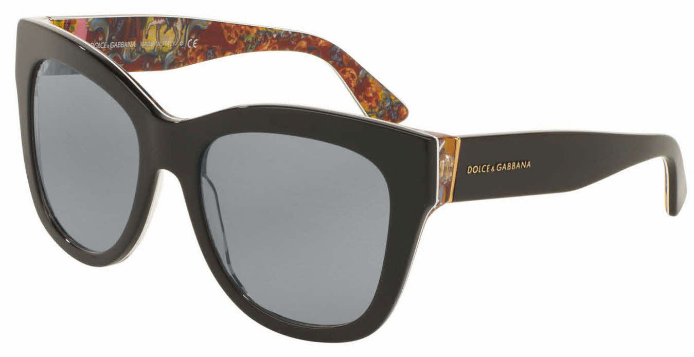 Dolce & Gabbana DG4270F - Alternate Fit Prescription Sunglasses