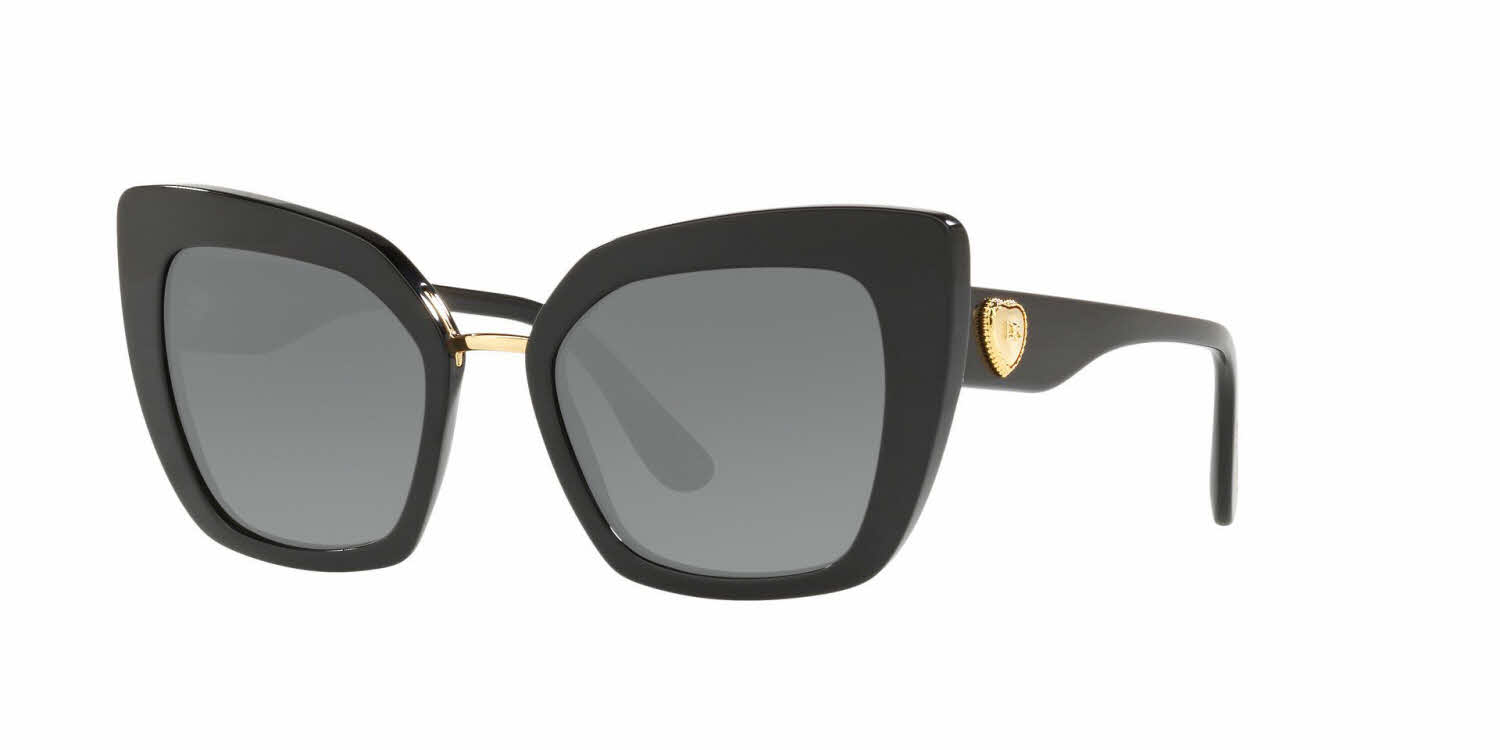 Dolce & Gabbana DG4359F - Alternate Fit Prescription Sunglasses