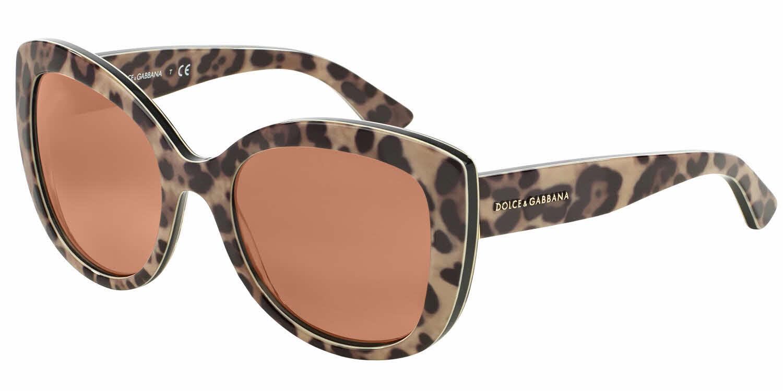 Dolce & Gabbana DG4233 - Enchanted Beauties Prescription Sunglasses