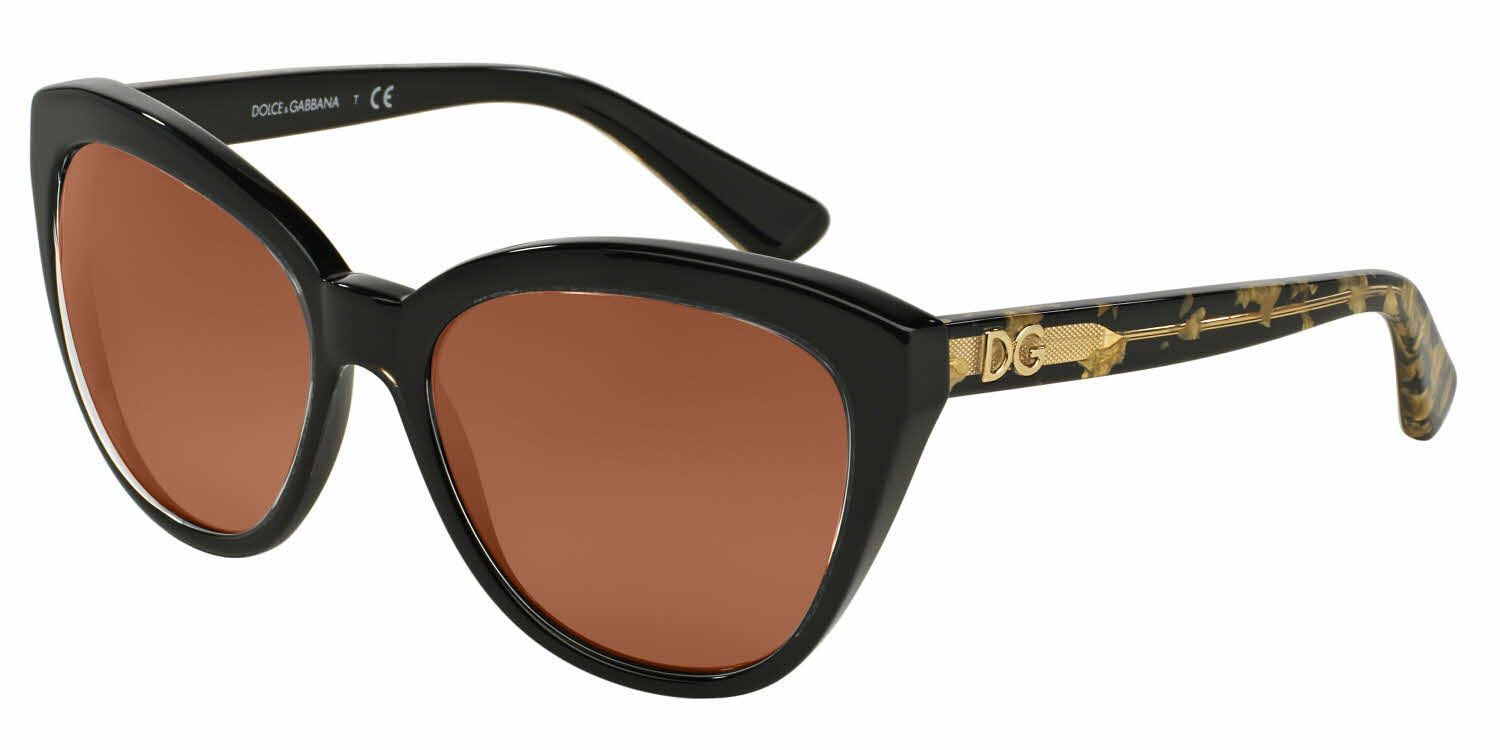 Dolce & Gabbana DG4250 Prescription Sunglasses