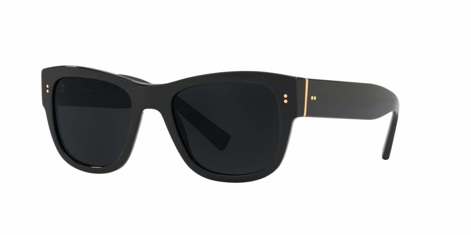 Dolce & Gabbana DG4338 Prescription Sunglasses