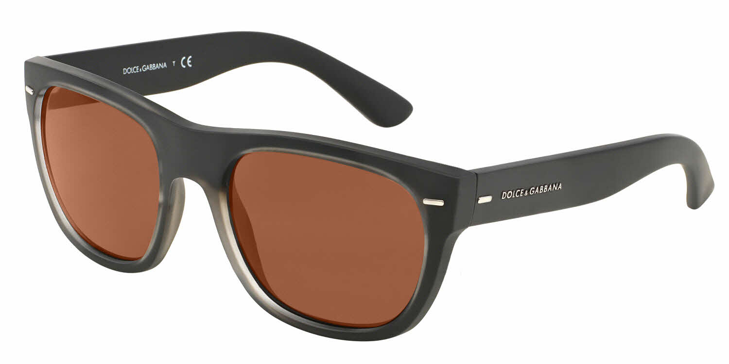 Dolce & Gabbana DG6091 Prescription Sunglasses