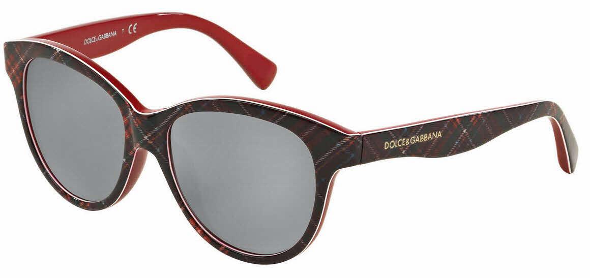 Dolce & Gabbana DG4176 - Matt Silk Prescription Sunglasses