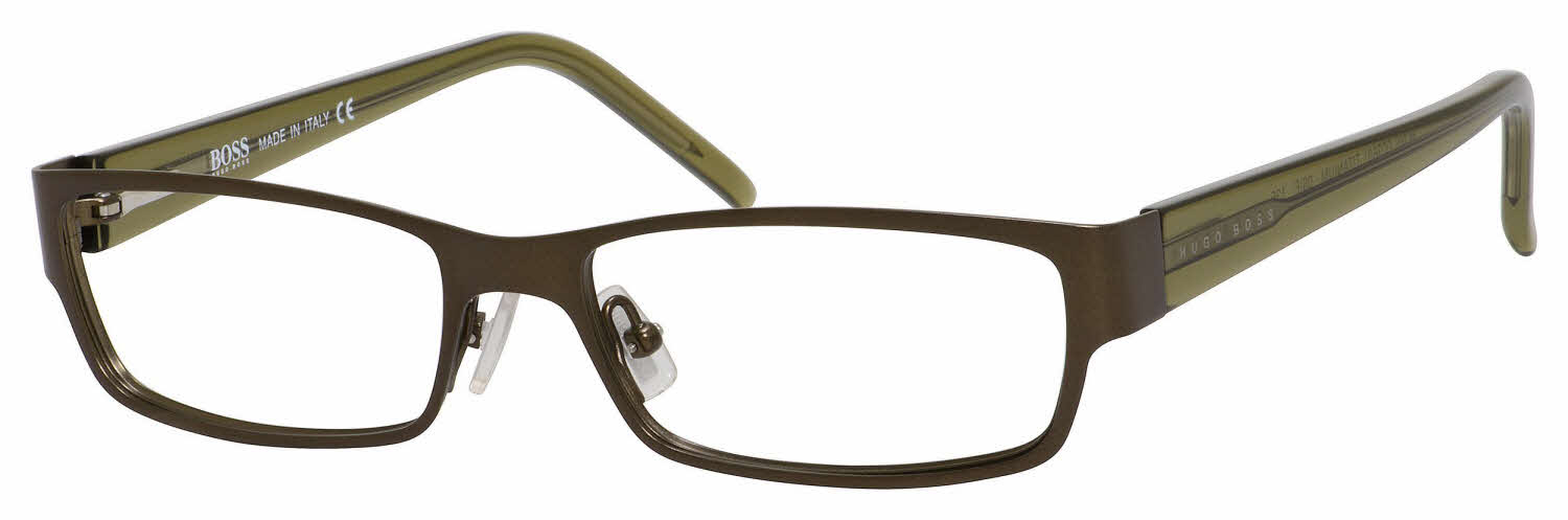 hugo boss black boss 0036u eyeglasses