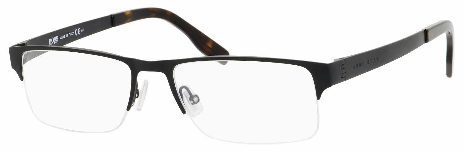 hugo boss black boss 0515 eyeglasses