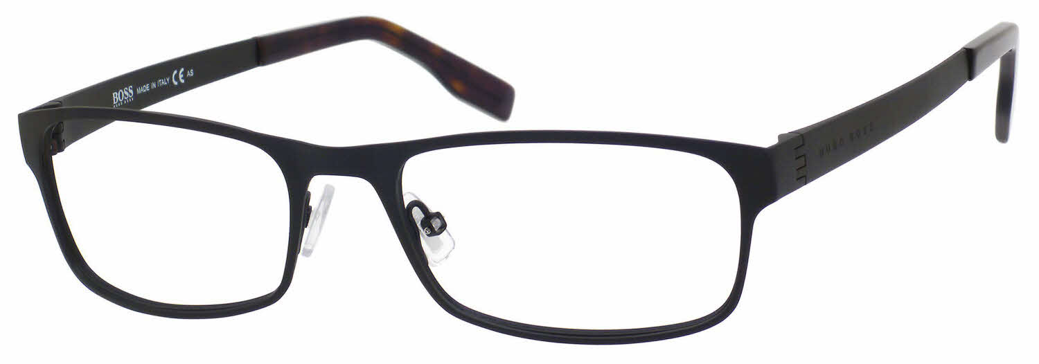hugo boss black boss 0516 eyeglasses