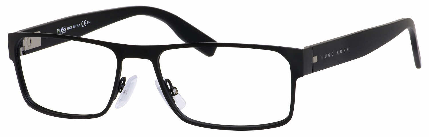 hugo boss black boss 0601 eyeglasses
