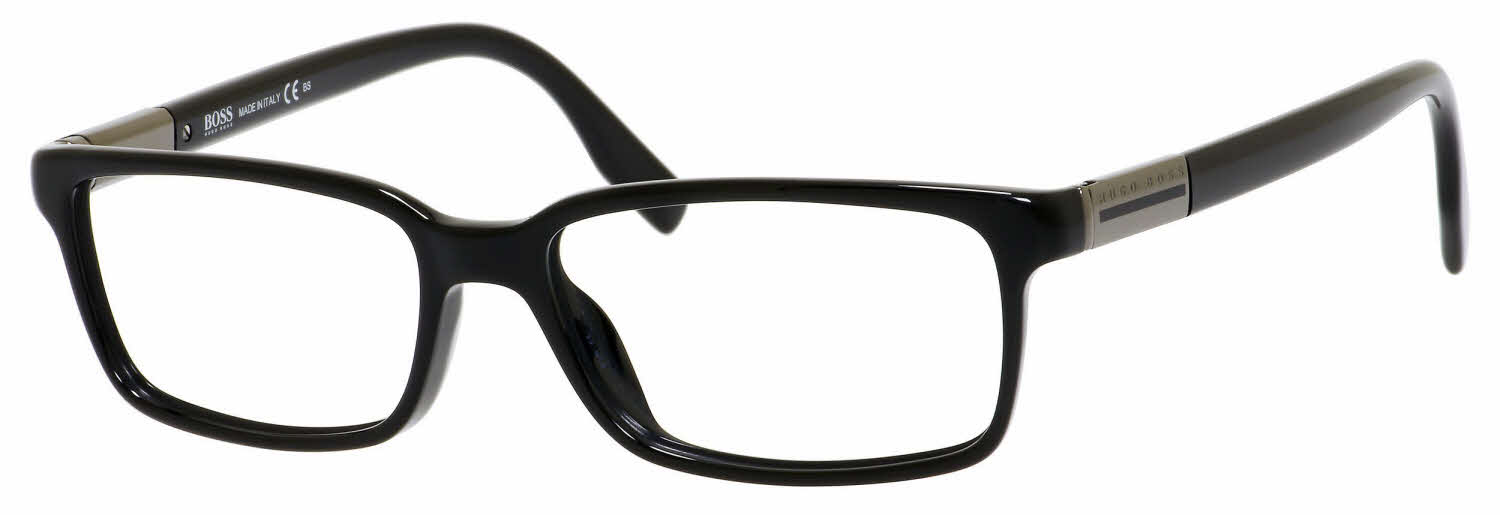 hugo boss black boss 0604 eyeglasses
