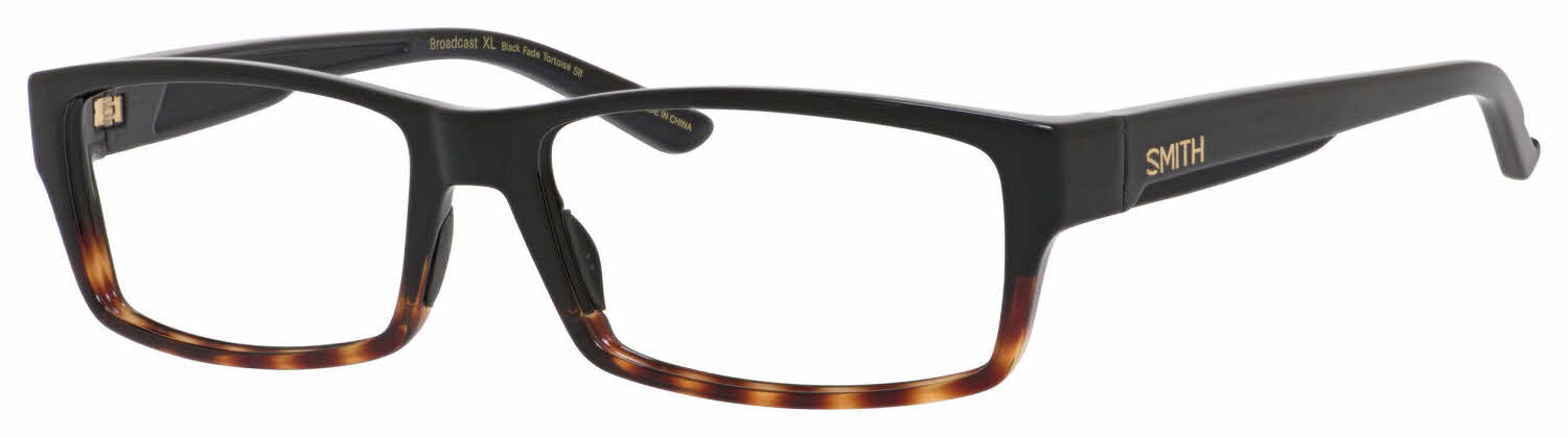 Frame Glasses Xl : Smith Broadcast Xl Eyeglasses Free Shipping