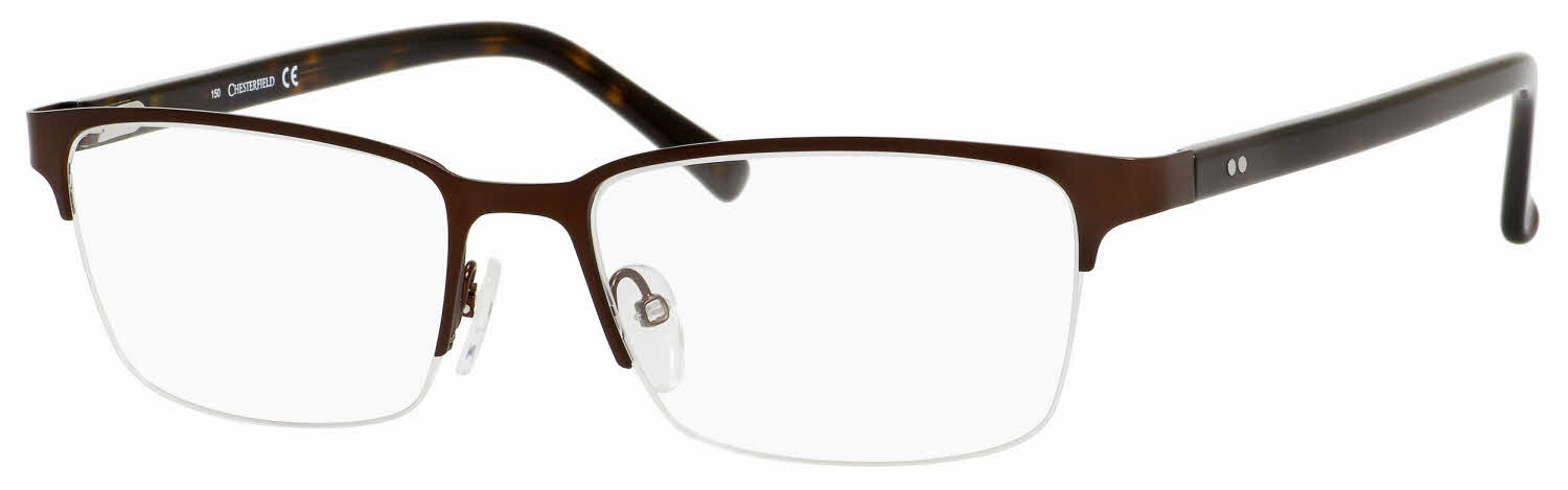 Eyeglasses Chesterfield 65 XL 0003 Matte Black