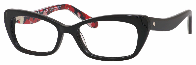 Kate Spade Larianna Eyeglasses Free Shipping