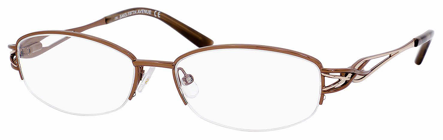 Saks Fifth Avenue Saks F.ave 246 Eyeglasses | Free Shipping