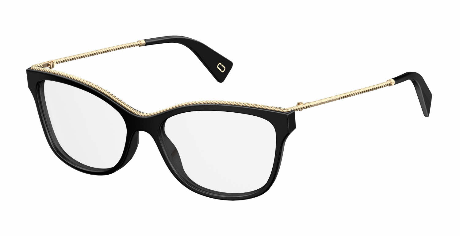 0562df99574b Marc Jacobs Marc 167 Eyeglasses | Free Shipping
