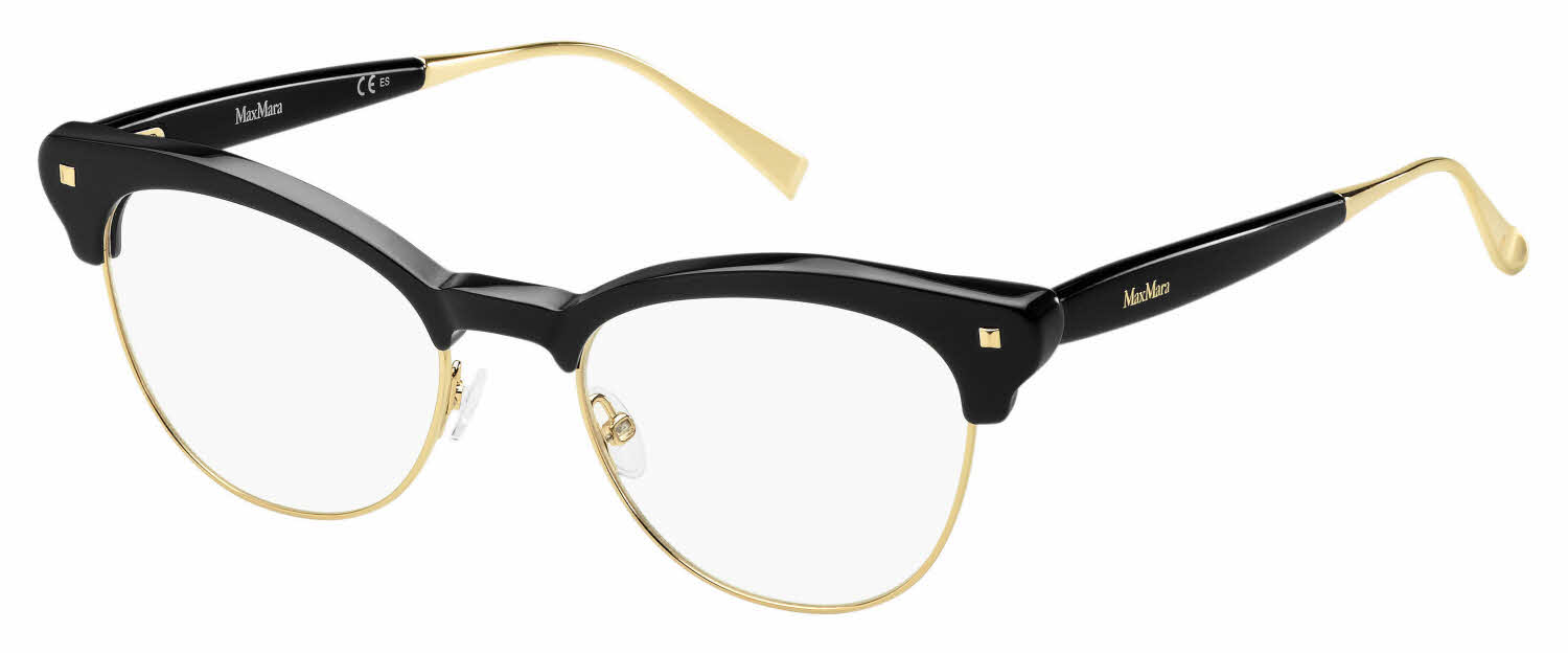 max mara mm 1271 eyeglasses free shipping