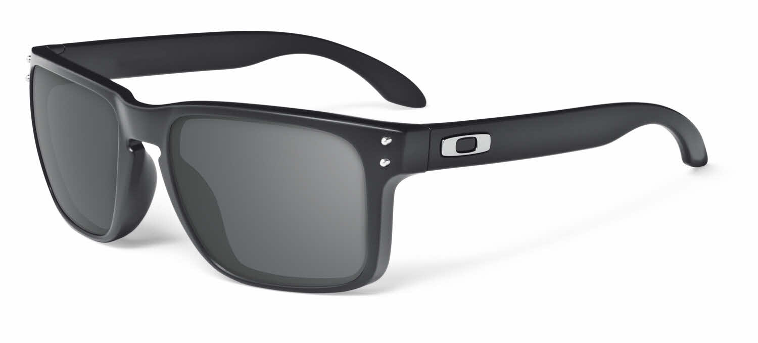 oakley sunglasses black b5ai  Oakley Holbrook Sunglasses