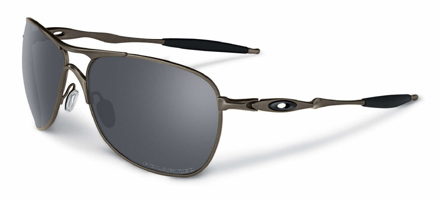 oakley brown sunglasses  Oakley Crosshair Titanium Sunglasses