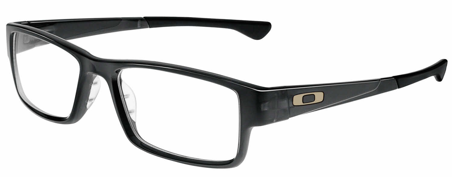 white and black oakley sunglasses 6f93  Oakley Airdrop Eyeglasses