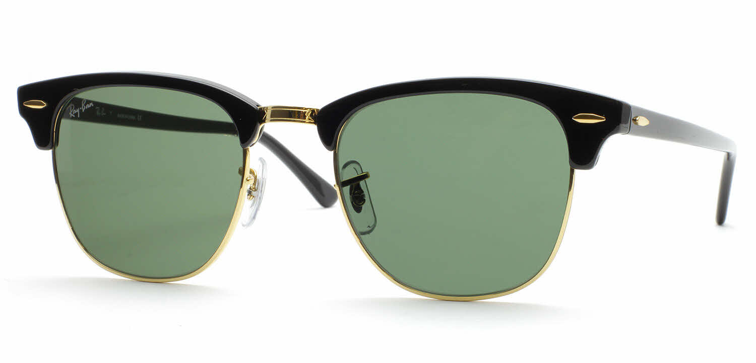 ray ban clubmaster for women  Ray-Ban RB3016 - Clubmaster Sunglasses