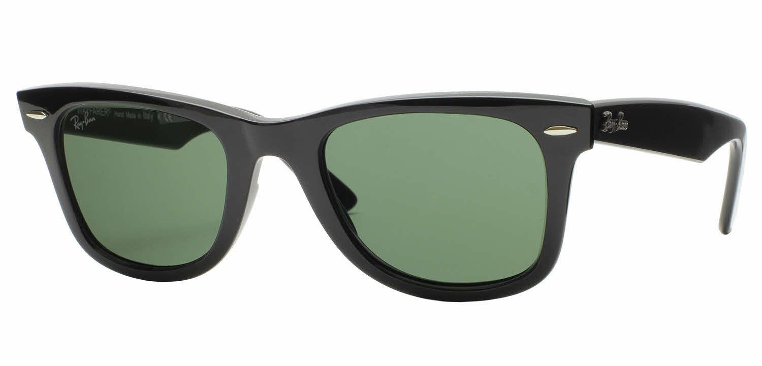 black ray ban wayfarer  Ray-Ban RB2140 - Original Wayfarer Sunglasses