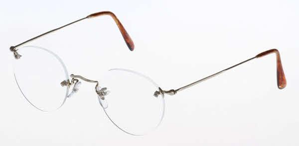 21cd60f2d546 Savile Row 18Kt Diaflex Panto Eyeglasses