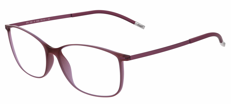 6cc4a41b4c Silhouette 1572 Urban LITE Eyeglasses in Purple