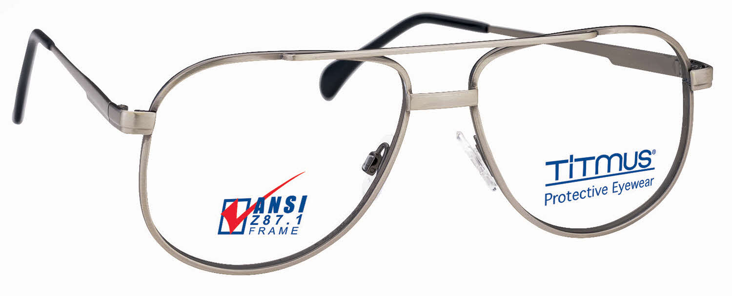 e6bf60f05ee Titmus FC 601A with Side Shields -Baseline Collection Eyeglasses